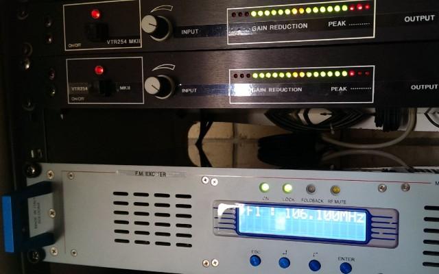Nieuwe FM zender voor AAFM