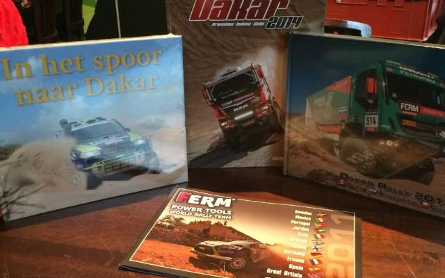 Bied mee op dit Dakar-pakket tijdens de veiling