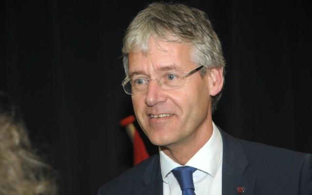 Tweede Kamerlid Arie Slob sprak kritische woorden naar de regering.