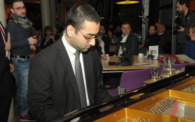 Pianist Messia Garabedian