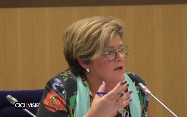 Wethouder Christine van Wijk