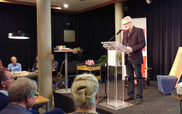 Belgische winnaar Willem Wilmink dichtwedstrijd