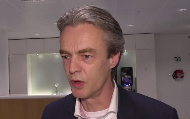 Fred Gerritsen van Democraten.Nu