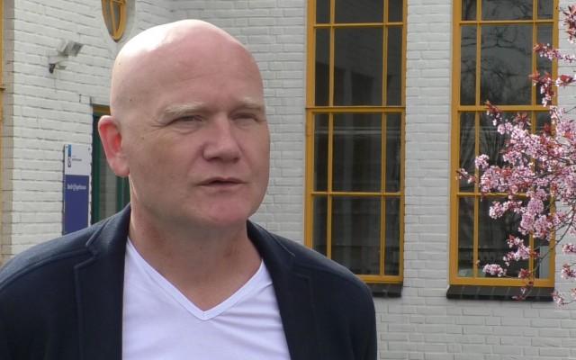 Ben Velthuis, projectleider renovatie