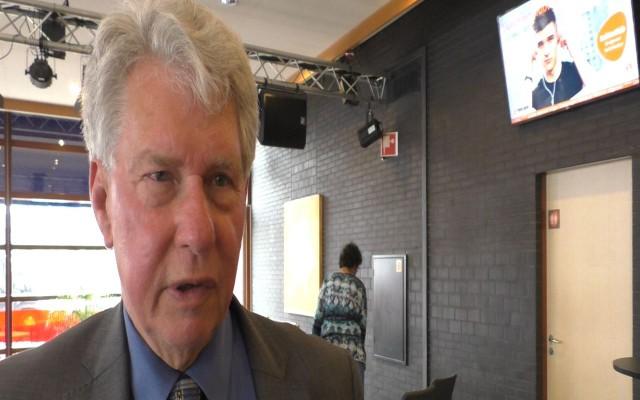 John Bos, arts als vrijwilliger werkzaam bij NVVE en Levenseindekliniek