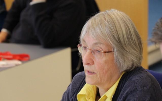'Wethouder' Marieke van Doorn