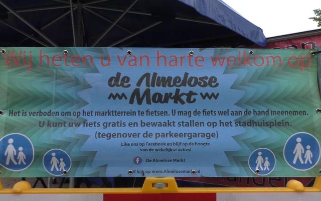 De Almelose markt