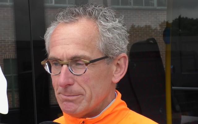 Ben Kamphuis, teamcaptain Almeloopers