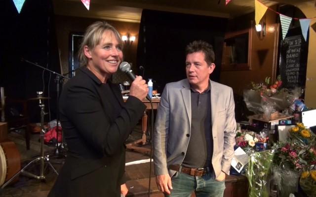 Eigenaren Karin Olde Avenhuis en Ruud de Jong