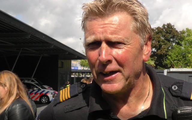 Trainer Martin Kuyper