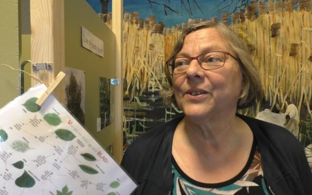 Maryke Kwant, coördinator tentoonstellingswerkgroep