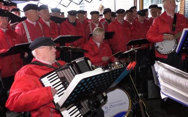 De Oostvaarders openden het festival