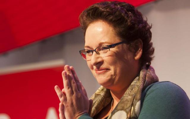 Nelleke Vedelaar, voorzitter PvdA Almelo