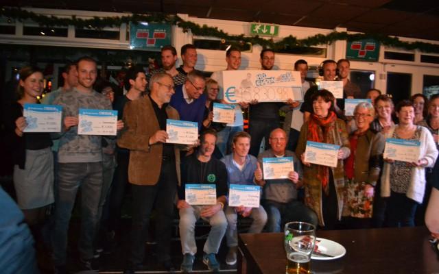 Glazen Café zet zich in voor lokale doelen