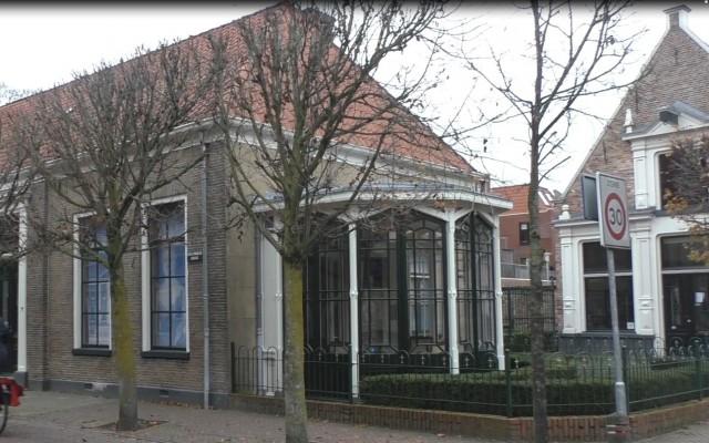 Stadsmuseum in de Prinsenstraat