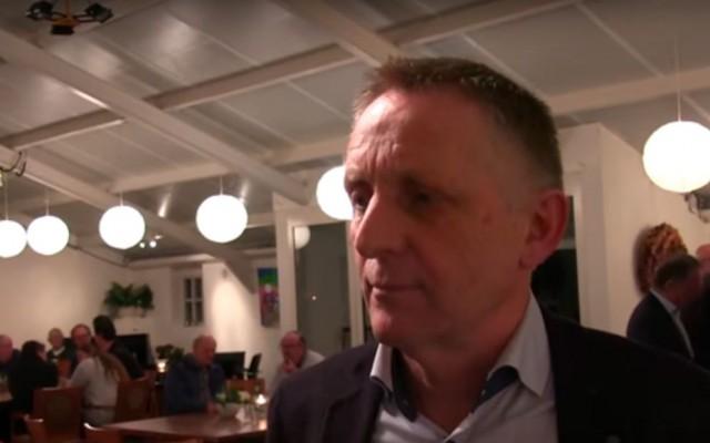 Geert Zomer, voorzitter Westelijke Groene Long
