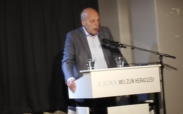 Erevoorzitter Jan Smit