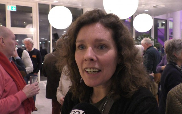 Piety Runhaar, deelnemer aan het stadsgesprek