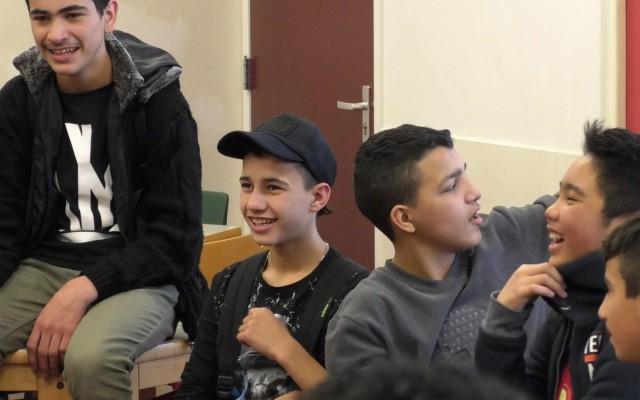 ISK Het Erasmus lost taalachterstand muzikaal op