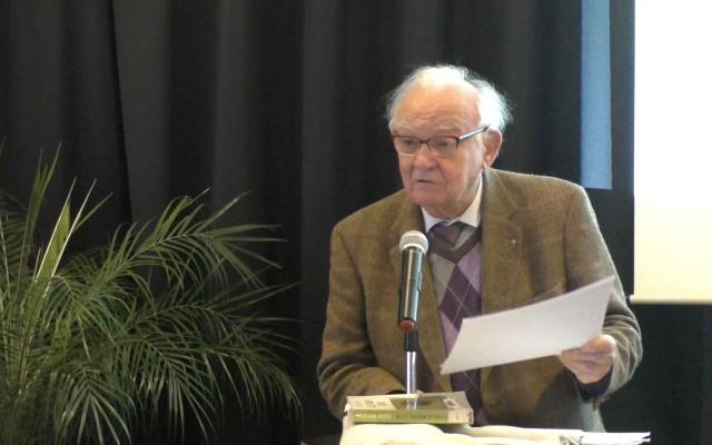 Ab Gietelink, waarnemend voorzitter