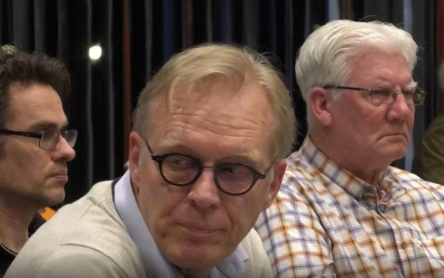 Herman Geerdink , nummer 2 op kieslijst CDA