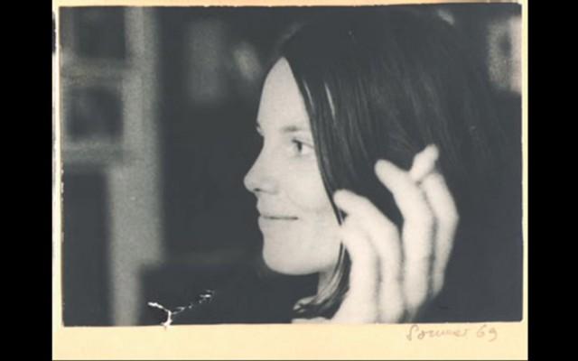 Sibylle Baier in 1969