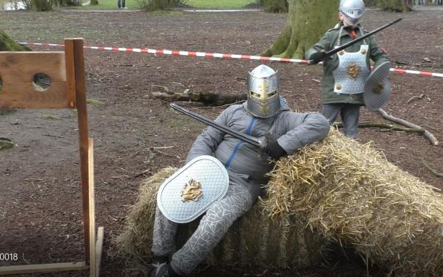 Rustende ridder