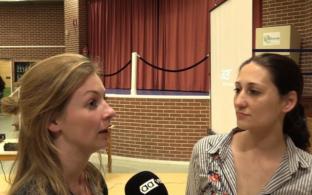 Evelien Eilander en Ayse Uysal - Initiatiefnemers Wijkplatform Windmolenbroek