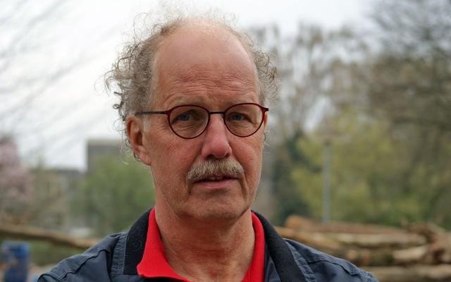 Hans Oude Luttikhuis, voorzitter Stichting Natuurhus Almelo