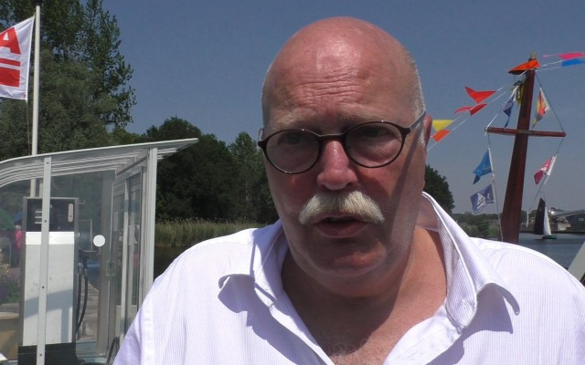 Voorzitter AWV Willem Dingeldein