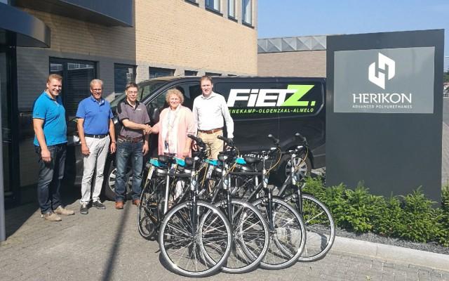 Bedrijvenpark zet in op fietsstimulering
