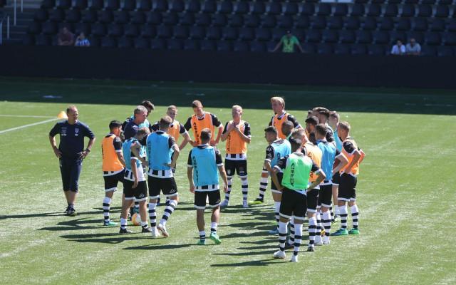 1e training