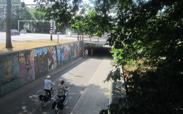 tunnel Sluitersveld