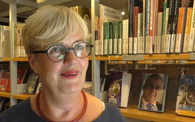 Ellen Lambert, PR medewerker Bibliotheek Almelo