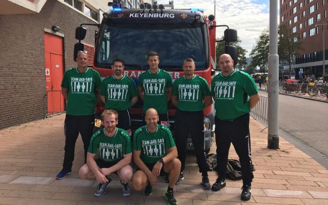 Het team van PI Almelo