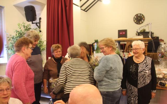veel belangstelling voor de bingo in de Goossenmaat