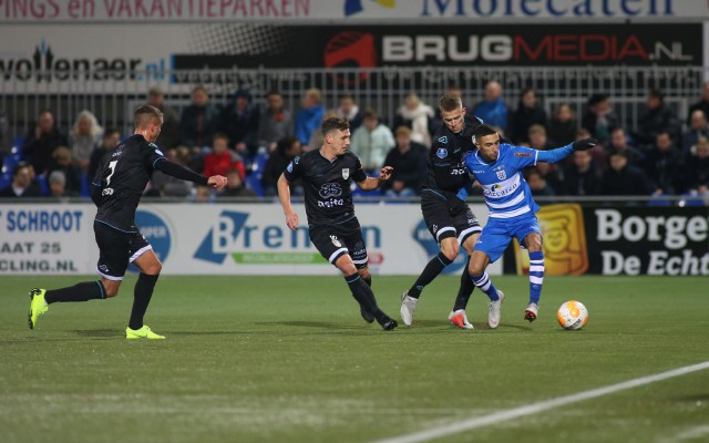 PEC Zwolle-Heracles