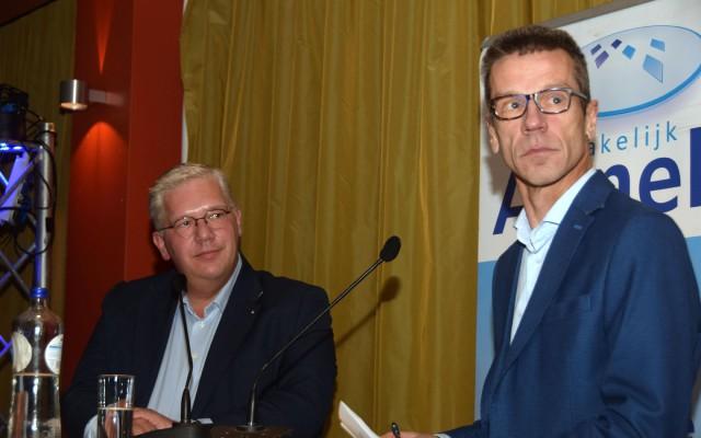 Mark Ent en Martin Steenbeeke