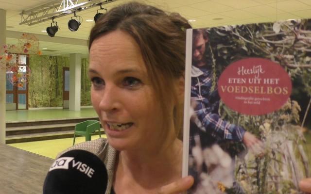 Heleen Eshuis schreef  er al een kookboek over.