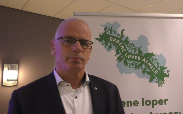Wethouder Jan Martin van Rees,