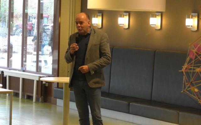 Eric van Veluwen, de Groene Loper en veel meer.