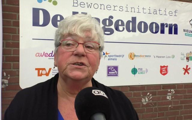 Jeanette Tijhof, een van e initiatiefnemers