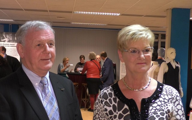 Jeanne en Johan Fikkert van Dansschool Veenstra