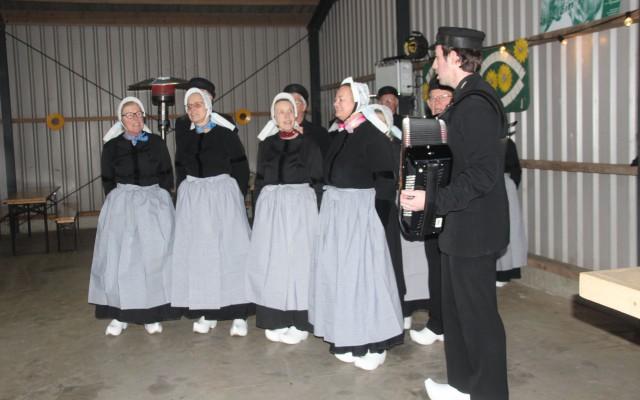 Dansers van de Korenaer
