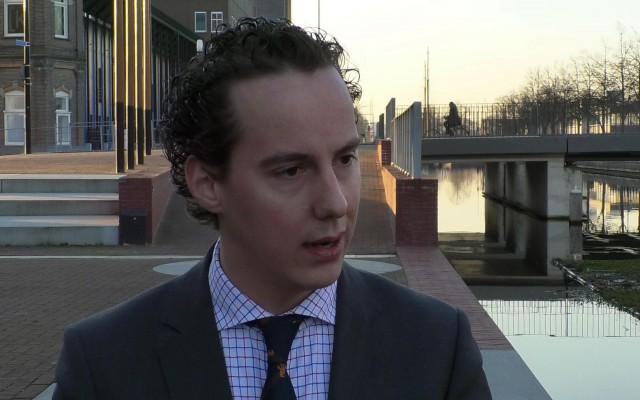 wethouder Arjen Maathuis