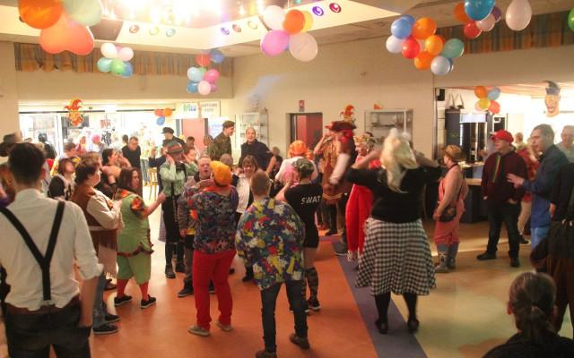 gezellig Carnaval vieren bij de Klup