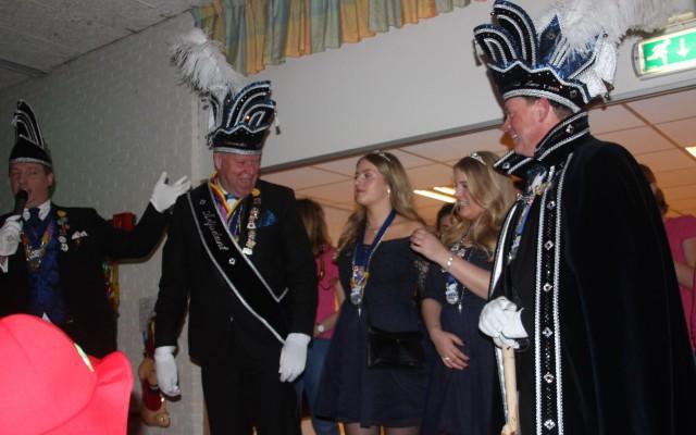 Carnaval samen met de Tolmennekes