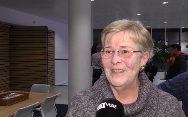 Mevrouw Gieske, bestuurslid La Première