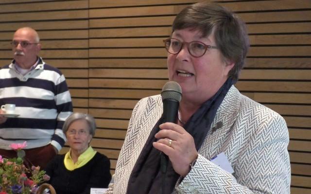 Irene ten Seldam opent motiemarkt 2019