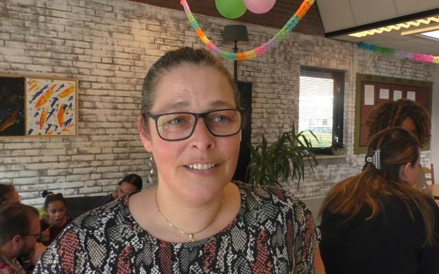 Chantal Soepboer projectcoördinator Vrijplaats Mensdoormens